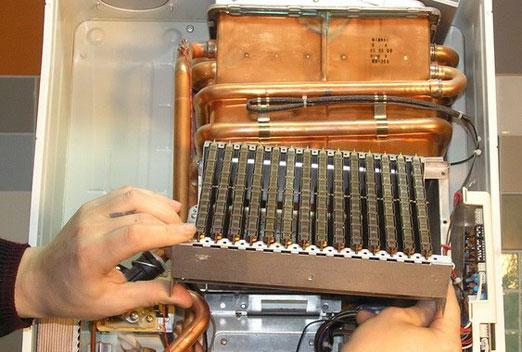 Чем чистить теплообменники для газовых котлов Паяный теплообменник охладитель Машимпэкс FPA 5x12-30 Махачкала